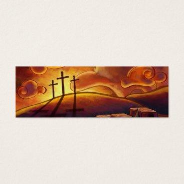 Trinity Sunset Bookmark