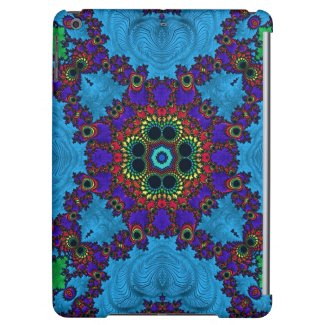Trippy Fractal Art iPad Mini Cases