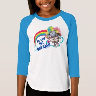 Trolls | Big Hair, Big Dreams T-Shirt