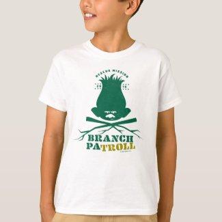 Trolls   Branch Patroll T-Shirt