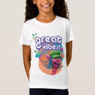 Trolls | Cooper - Great Vibes! T-Shirt