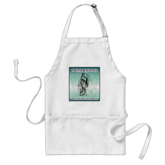 Truth & Justice - Lady Justice Aprons