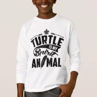 Turtle Is My Spirit Animal T-Shirt