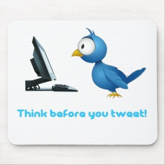 Tweet Mousepad mousepad