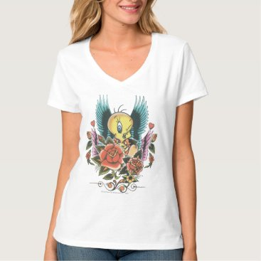 Tweety Blue Wings T-Shirt