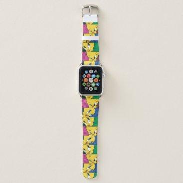 Tweety Comic Panels Apple Watch Band