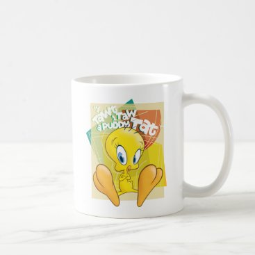 "TWEETY™ ""I Tawt I Taw A Puddy Tat"" Coffee Mug"