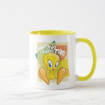 "TWEETY™ ""I Tawt I Taw A Puddy Tat"" Mug"