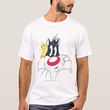 Tweety In Action Pose 12 T-Shirt