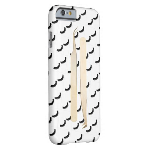 Tweezer Lashes Phone Case