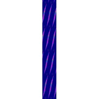 Twisted Plane - a dimensional ugly tie by CricketD tie