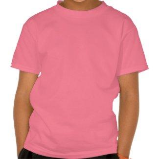 Two Cute Cartoon Kangaroos Children T-Shirt shirt