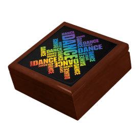 Typographic Dance (Spectrum) Gift Box