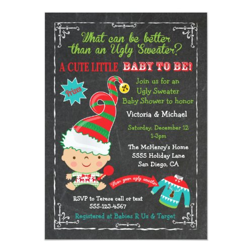 Places Get Baby Shower Invitations