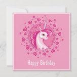 ❤️ Unicorn Card