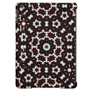 Unique Kaleidoscope Pattern IPad Air Cases
