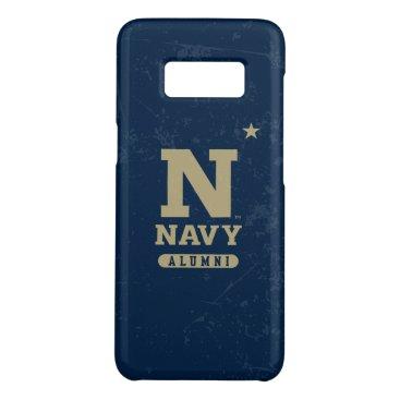 United States Naval Academy Alumni Distressed Case-Mate Samsung Galaxy S8 Case