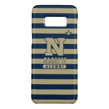 United States Naval Academy Alumni Stripes Case-Mate Samsung Galaxy S8 Case