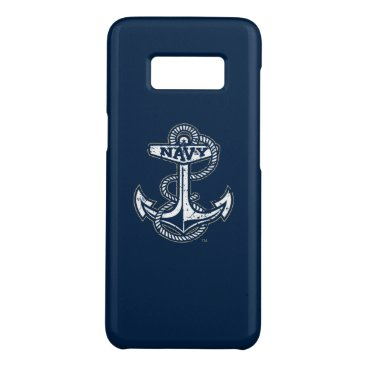 United States Naval Academy Anchor Distressed Case-Mate Samsung Galaxy S8 Case