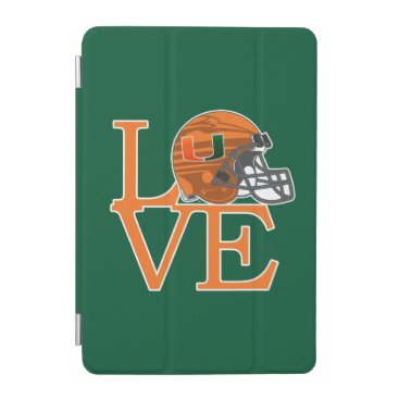 University of Miami Love iPad Mini Cover