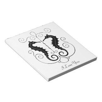 Valentine Seahorses