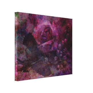Valley Rose Gallery Wrap Canvas