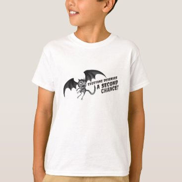 Vampire Cat: Everyone Deserves a Second Chance T-Shirt