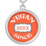 Vegan Custom Jewelry Gifts