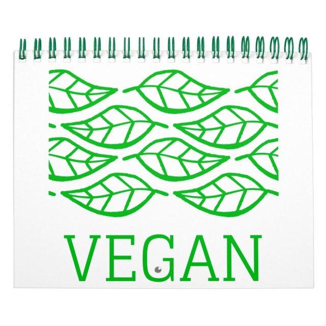 Vegano | Vegan Calendar