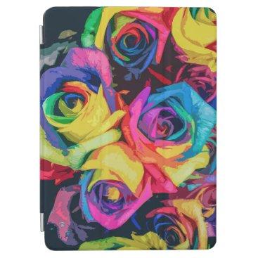 Vibrant Colorful Floral Artwork | iPad Air Case