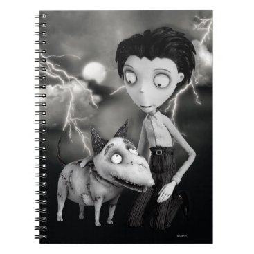 Victor and Sparky Notebook