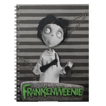 Victor  Frankenstein Notebook