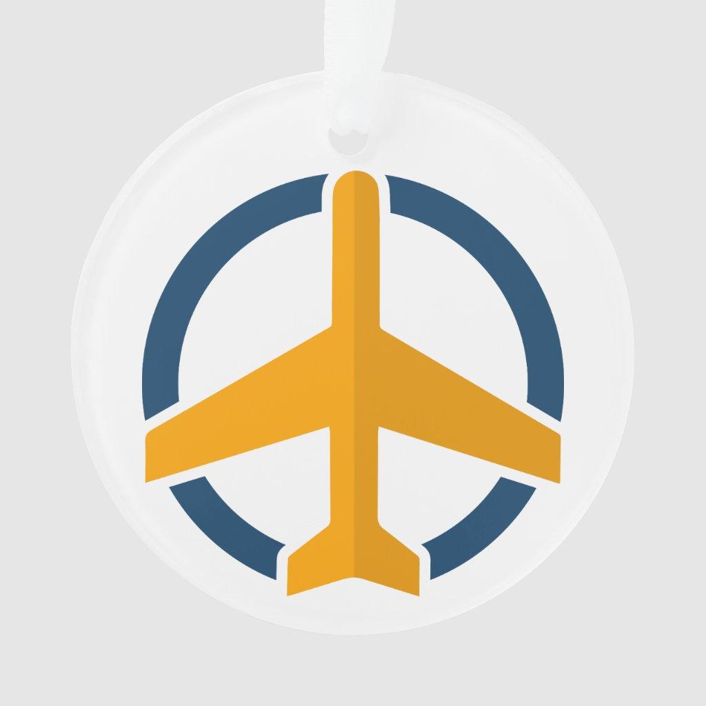 Vigilant Aerospace Ornament