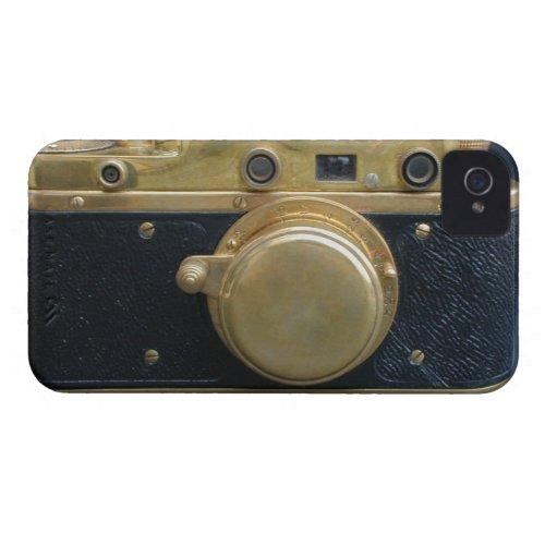 Vintage Camera iphone4 case casemate_case