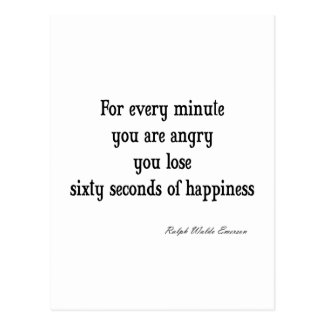 Vintage Emerson Inspirational Happiness Quote
