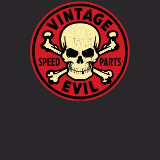 Vintage Evil 0073 shirt
