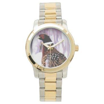 Vintage Pheasant Watch