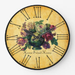 Vintage Roses Home Sweet Home Rustic French style