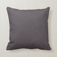 Vintage simple purple aubergine linen look deco pillows