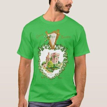 Vintage St. Patrick's Day Blarney Castle Ireland T-Shirt