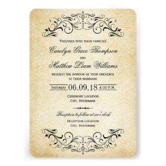 Rustic Wedding Invitations By Jinaiji Page 3