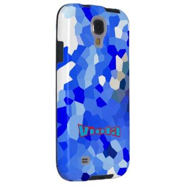Viola Blue Tough Samsung Galaxy S3 cover