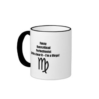 Virgo Coffee Mugs