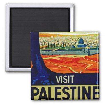 Visit Palestine Magnet