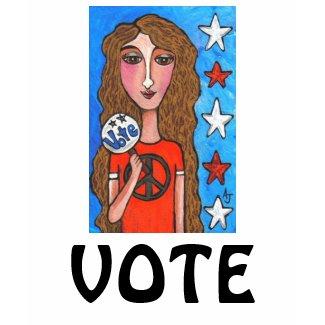 VOTE - american t-shirt shirt