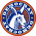 VOTE FOR DEMOCRATS zazzle_button