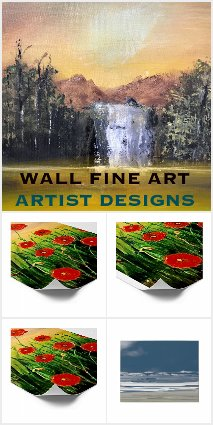 Wall Fine and Fun Art