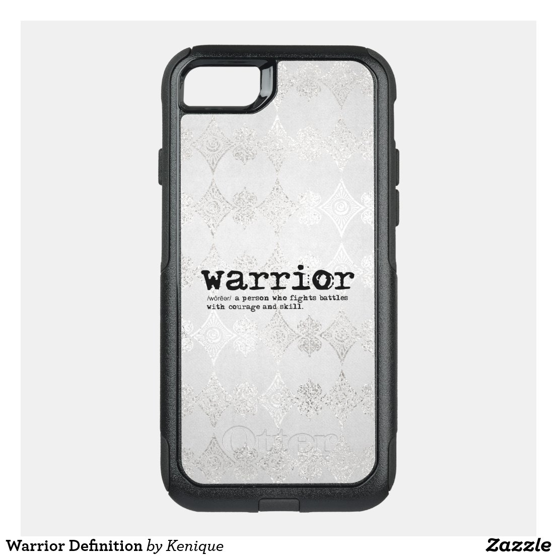 Warrior OtterBox Phone Case