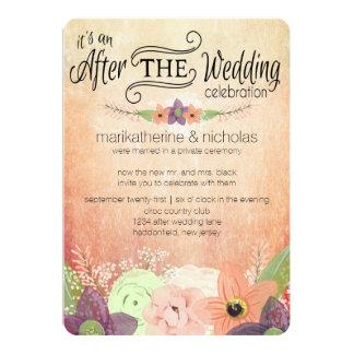 Reception Wedding Invitations On Soiree Event Coordination Design First Invitation Impressions