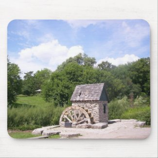 Watermill Mousepad mousepad